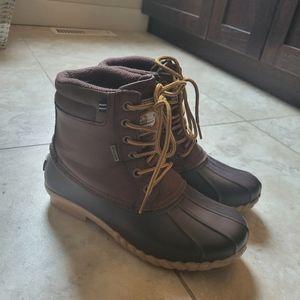 NWOT Nautica fall boots
